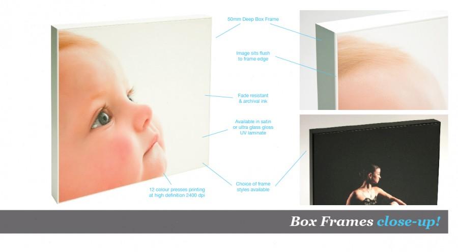 box-frame